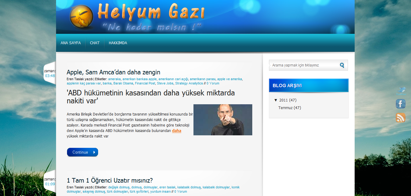 abis blogger template turkce tema