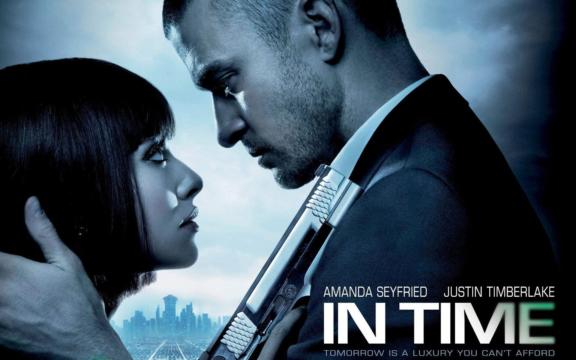 in time movie banner