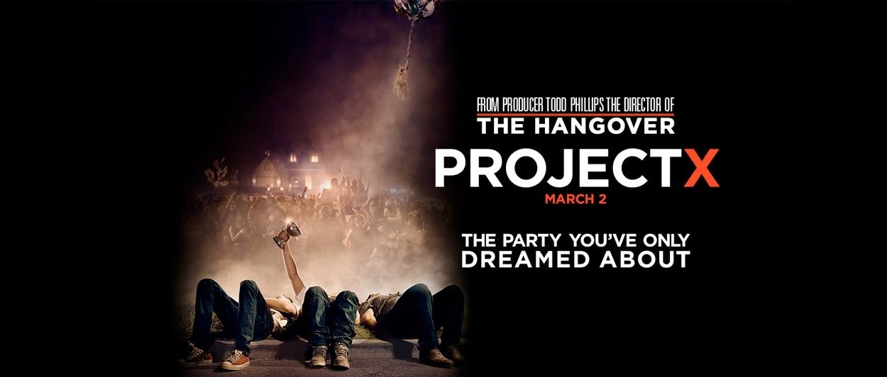 project x banner