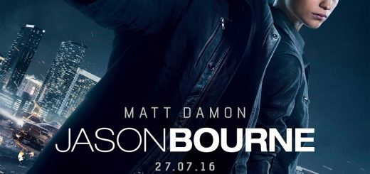 jason bourne 2016 poster