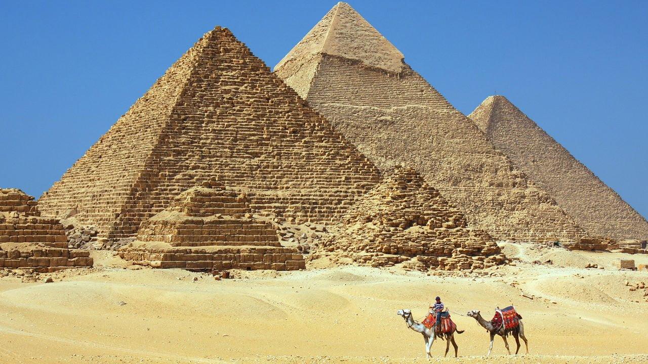 piramitler nasıl yapıldı