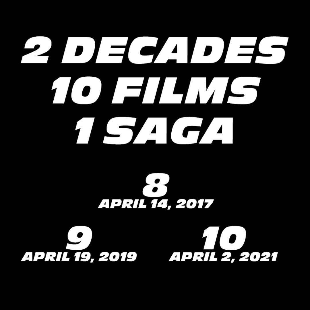 the fate of the furious franchise