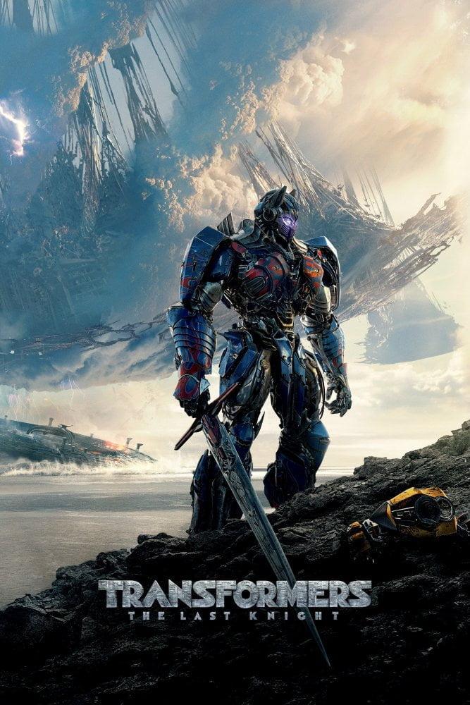 transformers the last knight 2017
