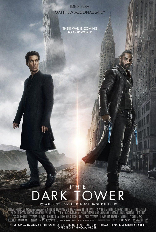 kara kule the dark tower poster