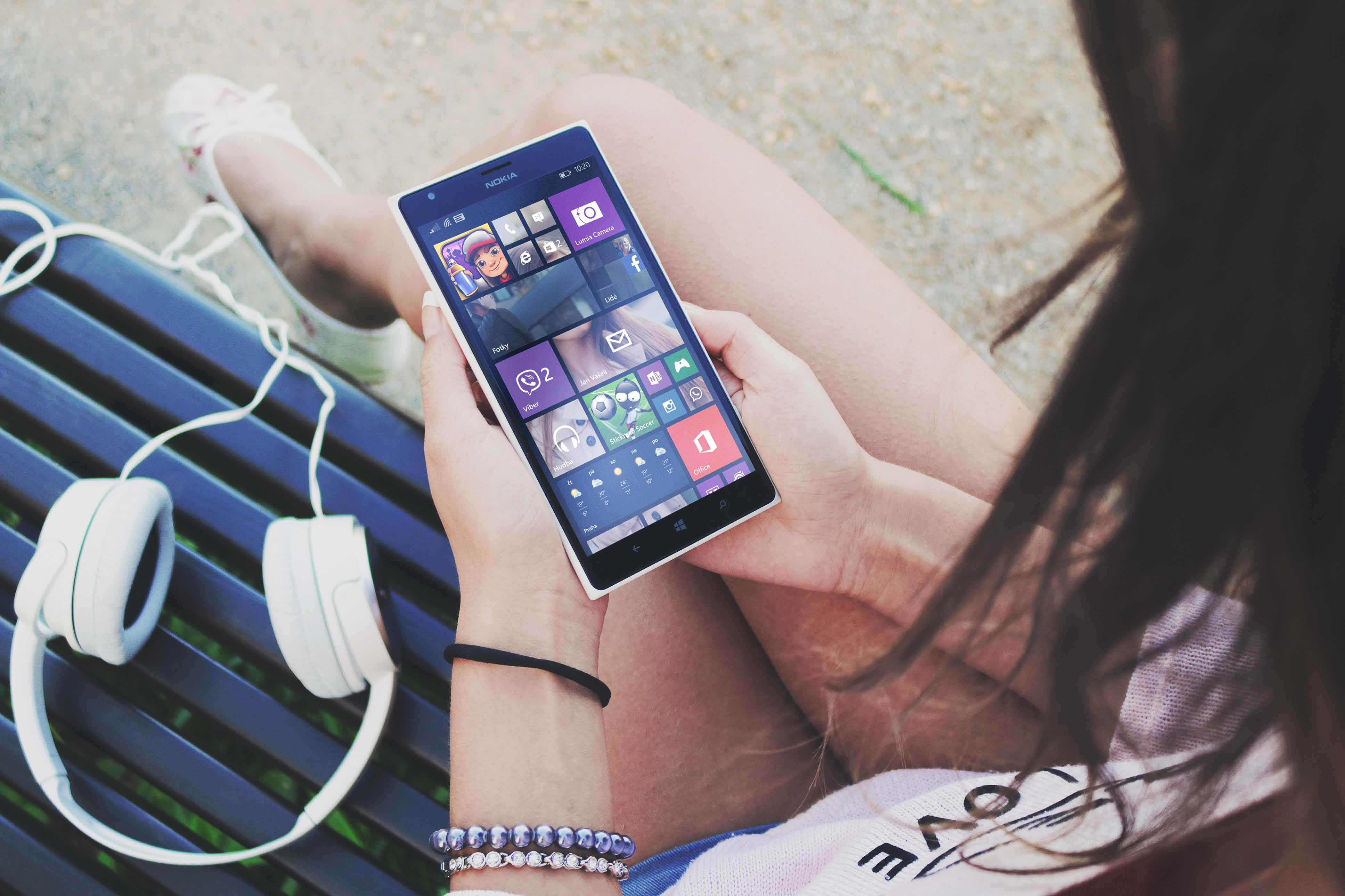 windows phone muzik