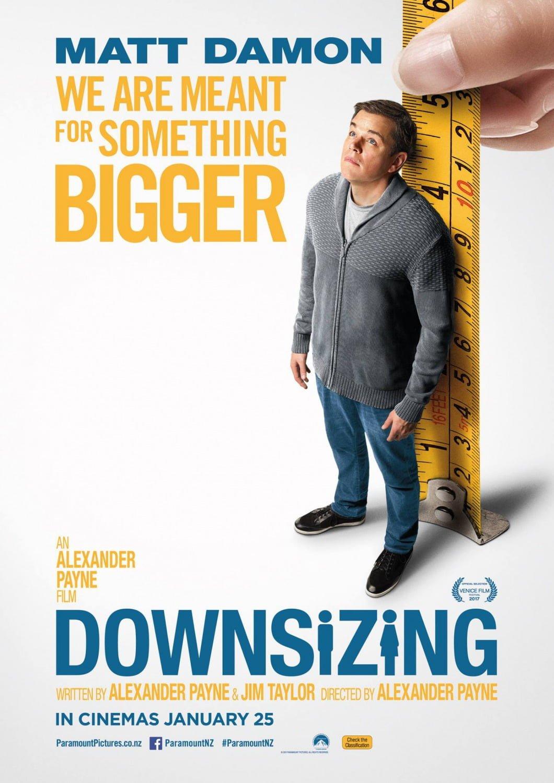 küçülen hayatlar downsizing