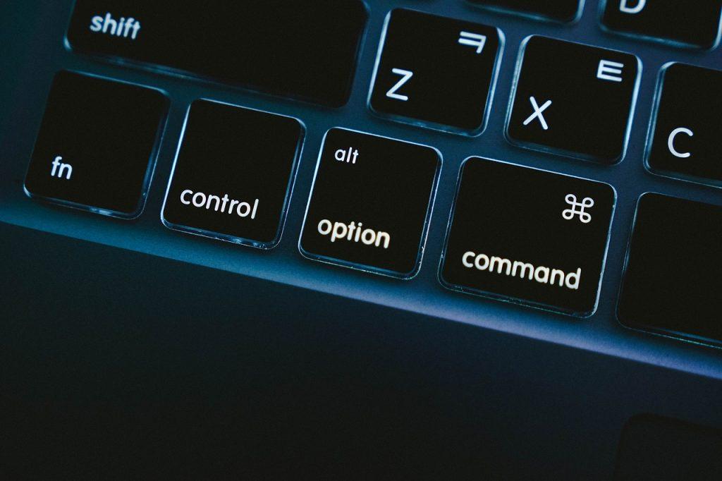 macbook klavye