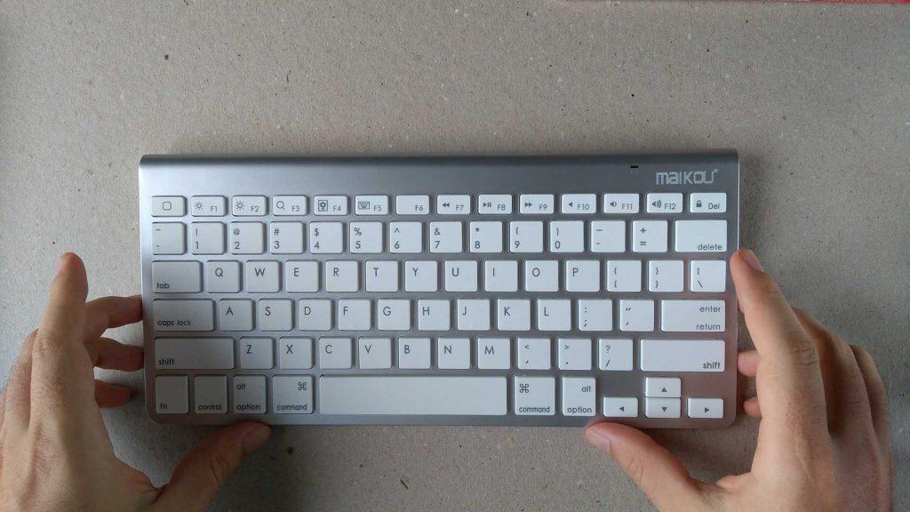 maikou bluetooth klavye