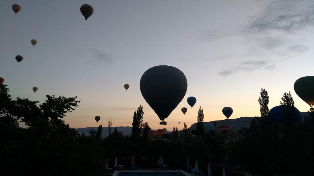 nevşehir sıcak hava balonu