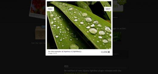 tum resimlere lightbox kodu ekleme