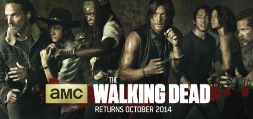 The Walking Dead Season 5 Banner