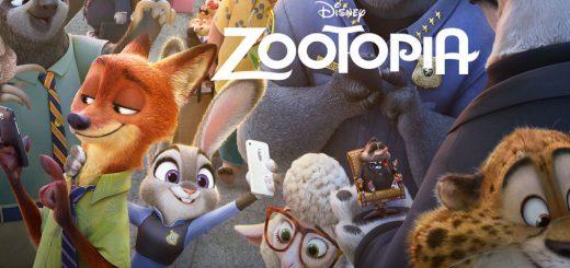 zootopia 20016 banner