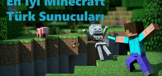 minecraft türk sunucu