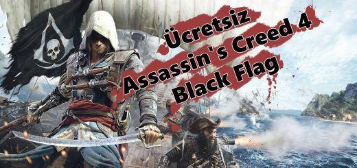 ucretsiz assassins creed 4 black flag