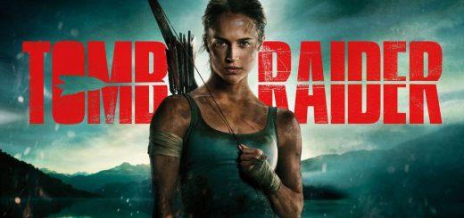 tomb raider filmi 2018 afişi