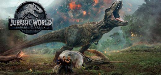 jurassic world yıkılmış krallık afiş