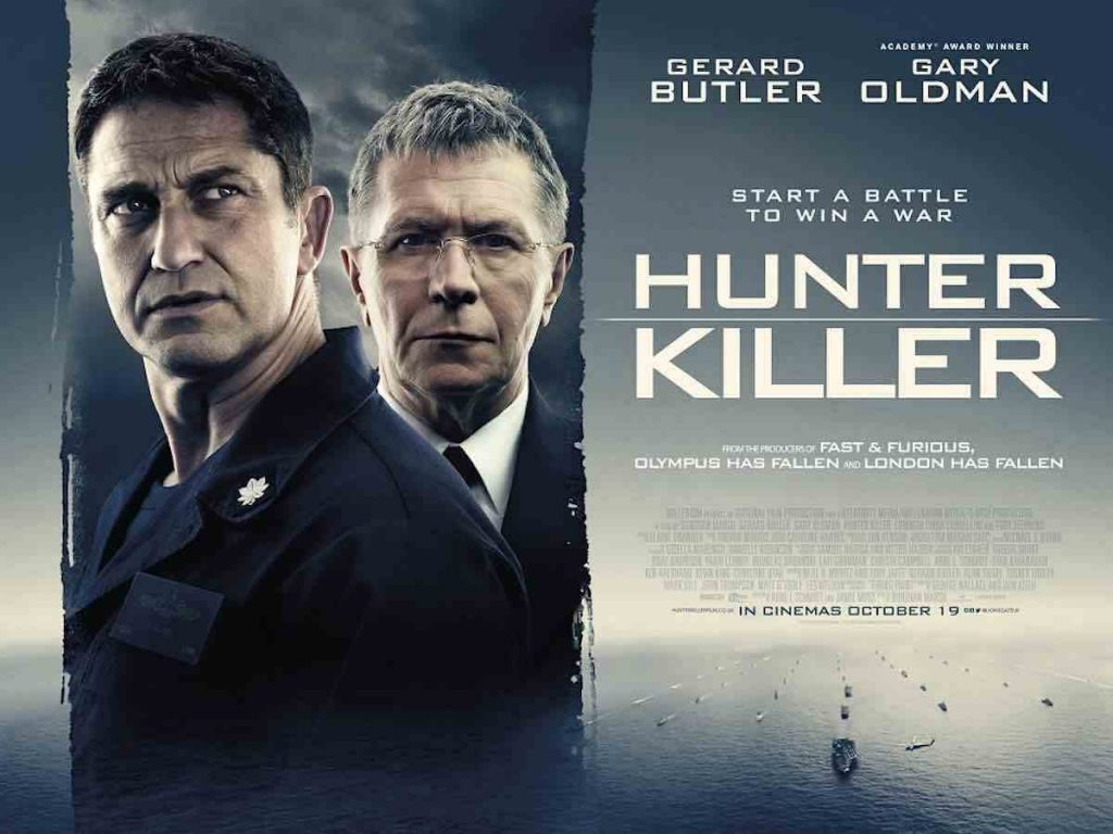 katil avcısı film afişi
