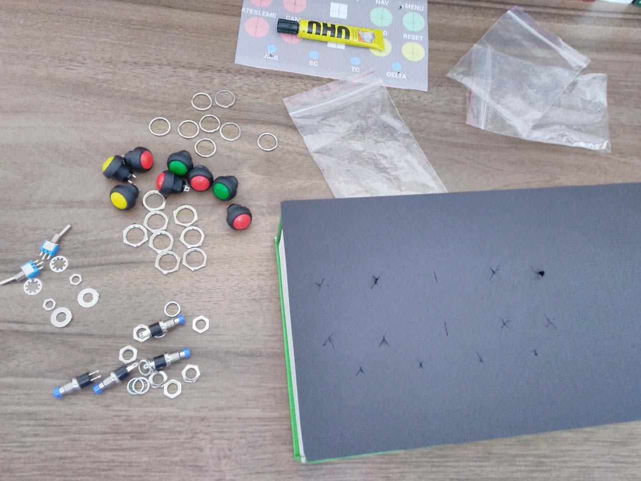 usb buton kutusu nasıl yapılır