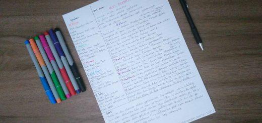 etkili not tutma yöntemi cornell tekniği