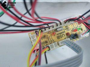 usb buton kutusu encoder