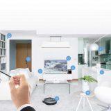 akıllı ev kontrolü